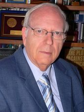 Efraim Halevy, head of Mossad from 1998 to 2002