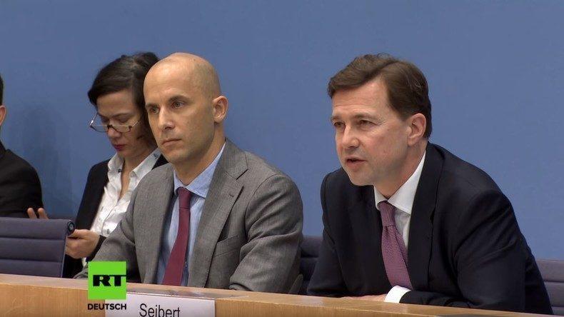 Merkel-Sprecher: Auch ohne Fakten hat Russland ganz klar den INF-Vertrag verletzt -- Sott.net