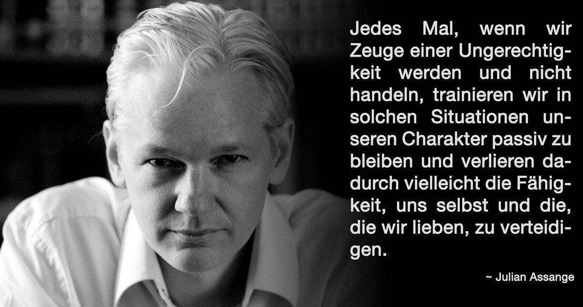 Kim Dotcom warnt: Wenn Julian Assange fällt, kommen dunkle Zeiten auf uns zu