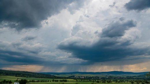taunus, wolken
