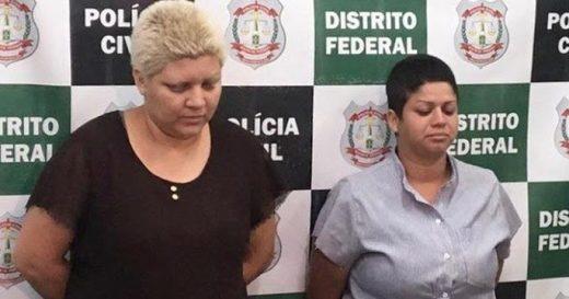 mörderinnen, Rosana da Silva Candido, Kacyla Damasceno Pessao
