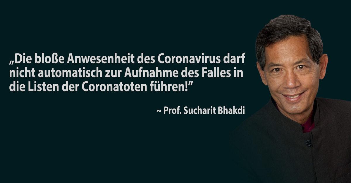 Prof. Dr. Sucharit Bhakdi