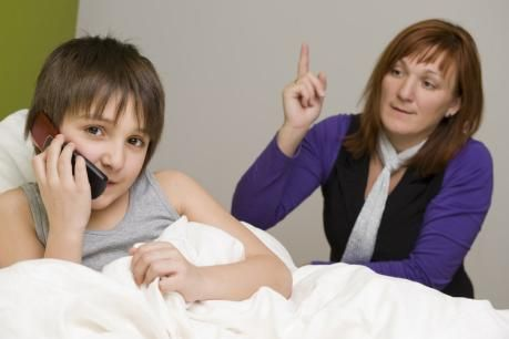 Wenn Mutter und Sohn ihre Bindung verlieren -- Die