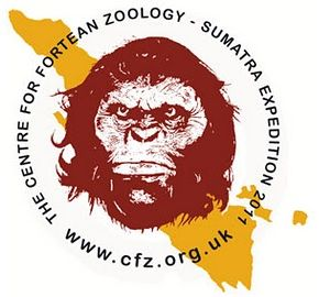 Logo der Sumatra-Expedition des CFZ 2011