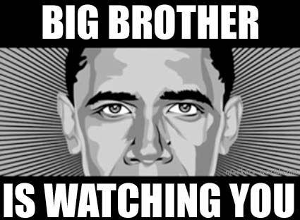 Orwells überwachungsstaat Usa Jeder Ist Verdächtig Puppenspieler
