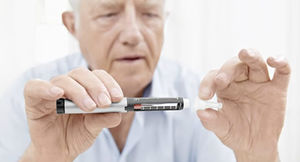 insulin pen, novo nordisk, diabetes